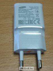 Samsung Hálózati Gyors Töltő USB 2A EP-TA20EWE