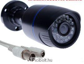 AHD 720p HD 1.0Mpixel Kamera CCTV BNC