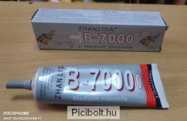 B-7000 ragasztó LCD érintő digitizer 110ml Erős