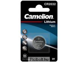 CR2032 Lítium gombelem 3V