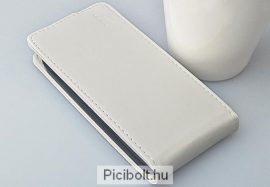Samsung Galaxy S i9000,i9001 flip tok fehér
