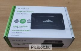 HDMI to Scart adapter átalakító