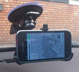 Autós tartó Samsung Galaxy S i9000 Erős