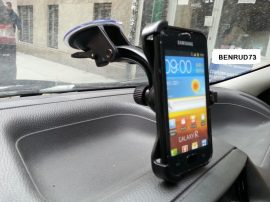 Autós tartó Samsung Galaxy S i9000,i9001 stabil Új
