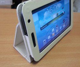 """Samsung Galaxy 7"""" TAB2 P3100, P3110 tok Fehér"""