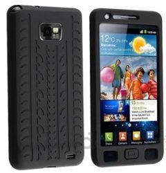 Samsung Galaxy S2 i9100 Szilikon Tok Gumi minta