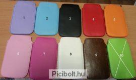 Samsung Galaxy S2 i9100 bőr tartó tok