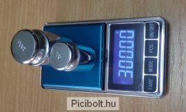 Digitális Ékszer Mérleg 300g x 0,01g