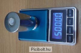 Digitális Ékszer Mérleg 500g x 0,01g