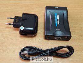 Scart to HDMI adapter átalakító 1080P