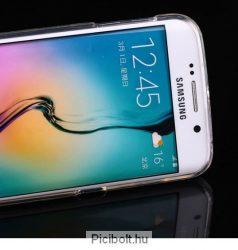 Vékony átlátszó 0.33mm hátlap tok Galaxy s7 Edge G935