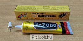 T-7000 ragasztó LCD érintő digitizer, fa, porcelán 50ml Fekete