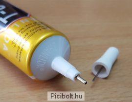 T-8000 ragasztó LCD érintő digitizer, fa, porcelán 50ml Erős