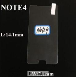 Edzett védő üveg 9H 0.3mm 2.5D hatás Samsung Galaxy Note4 N910