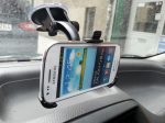 Autós tartó Samsung Galaxy S3 mini i8190 stabil