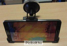 Autós tartó Samsung Galaxy Note3 N9005 Stabil